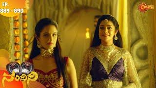 Nandini Maha Sanchike - Episode 889 & 890 | 11th Feb 2020 | Udaya TV Serial | Kannada Serial