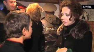 Светские будни, Наталья Лучанинова. Алиса Хазанова