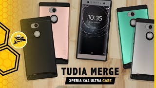 Tudia Merge Case for Sony Xperia XA2 Ultra