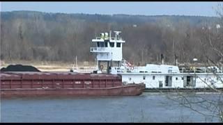 Navigation on the McClellan-Kerr Arkansas River Navigation System