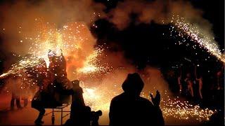 preview picture of video '7a Mostra de Bestiari de Foc Argentona 2015'