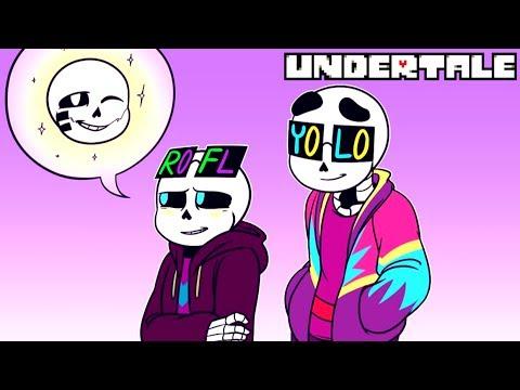 Комиксы Андертейл | Undertale | Хочешь немного?