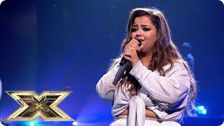 Scarlett Lee sings This Is Me | Live Shows Week 6 | X Factor UK 2018