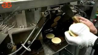 waffle crispy Machine|how to make waffle crisp