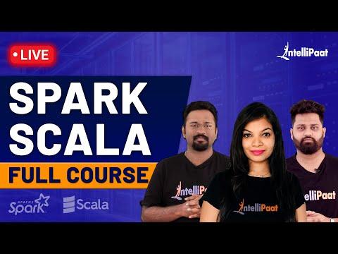 Scala Tutorial | Spark Scala Full Course | Intellipaat - YouTube