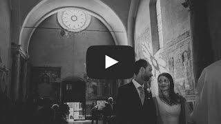 preview picture of video 'WEDDING IN PIENZA   Filippo Giacomo + Elisa'