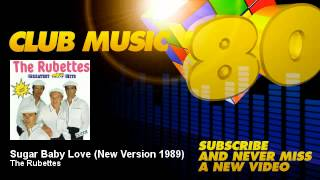 The Rubettes - Sugar Baby Love - New Version 1989