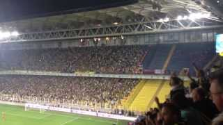 Hukumet Istifa, SIK BAKALIM, Her Yer Taksim Her Yer Direnis 06 08 2013 Fenerbahçe Salzburg