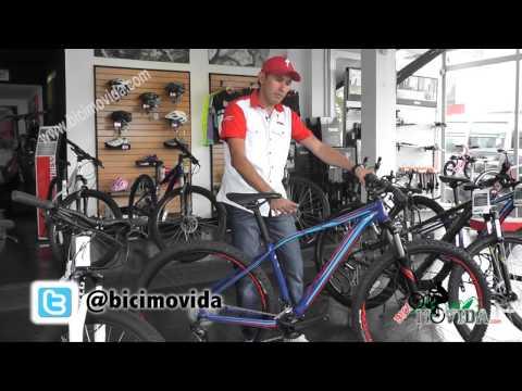 Diferencias bici para hombre y mujer