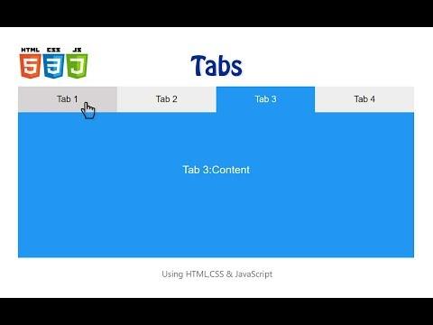 mp4 Html Tab, download Html Tab video klip Html Tab