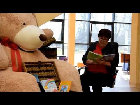 Poczytajmy razem z GBP z okazji Dnia Dziecka odcinek 4
