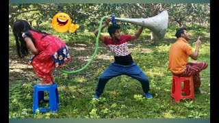 Top New Comedy Video 2019 | Try To Not Laugh | Episode-33 | By Fun Ki Vines