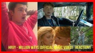 HRVY   Million Ways | Weston Vlogs Reacts!!