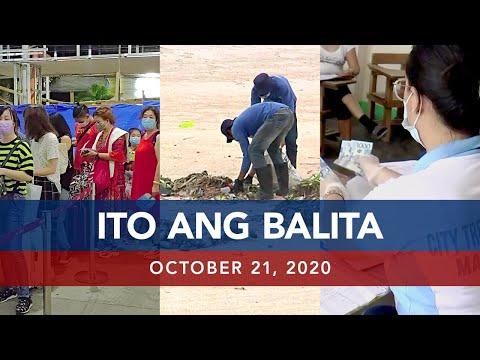 [UNTV]  UNTV: Ito Ang Balita | October 21, 2020