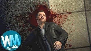 ¡Top 10 Muertes de VILLANOS en Videojuegos que Nos Dejaron Satisfechos!