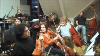 Alva Noto & Ryuichi Sakamoto & Ensemble Modern - UTP (Making of - Part 2)