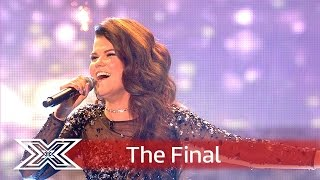 Saara sings Whitney's I Didn't Know My Own Strength | The Final Results | The X Factor UK 2016
