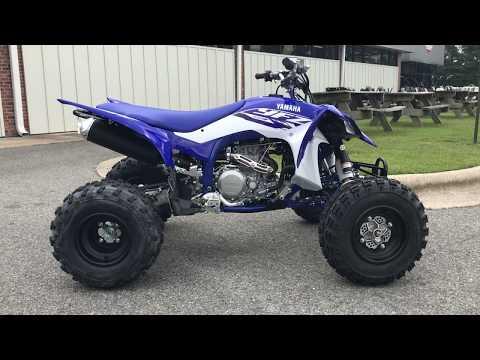 2018 Yamaha YFZ450R in Greenville, North Carolina