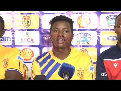 CAF CHAMPIONS LEAGUE: KCCA FC eager to overturn 3-2 first leg deficit