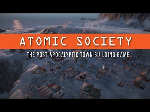 Atomic Society – Fallout Style Post Apocalyptic City Builder!