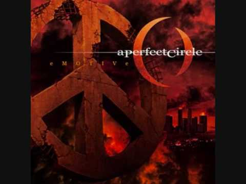 A Perfect Circle - What's Going On
