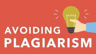 <span class='sharedVideoEp'>005</span> 如何避免去剽竊他人的作品? Avoiding Plagiarism