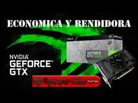 PNY GTX 1050 Ti 4GB  ¿A Poco Si? Full HD