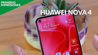 El Huawei NOVA 4 está cada vez MÁS CERCA de llegar a MÉXICO