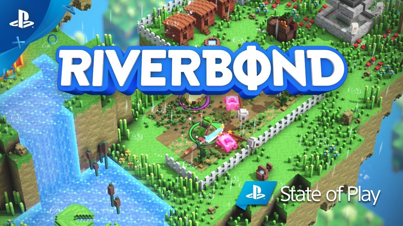 Riverbond è un'avventura in voxel con crossover indie