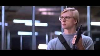 Die hard Detonator Guy Fight Scene