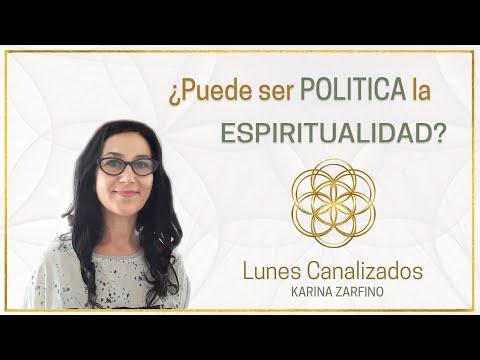 19º Lunes Canalizados -¿Puede ser política la espiritualidad? | 30 de noviembre del 2020