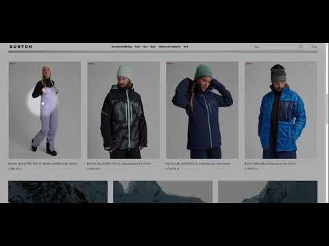 Hur använder man en rabattkod på Burton Snowboards