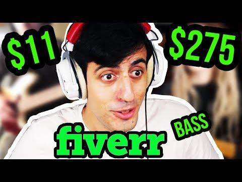 חיפש בסיסטים דרך FIVERR וזה מה שקרה
