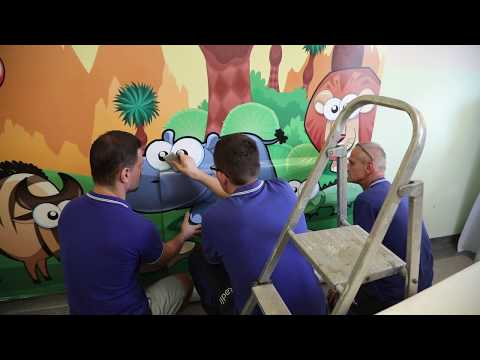 Eurojet Hungária Kft.  - Dzsungel a gyöngyösi kórházban