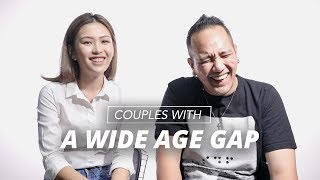 Couples With A Wider Age Gap