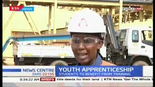 Base titanium mining company in Kwale offers training and apprenticeship for area residents