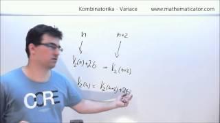 Kombinatorika - Variace 3.10.2014