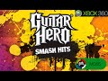 Guitar Hero Smash Hits Xbox 360