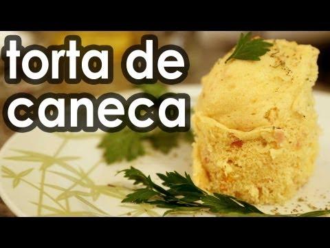 Torta de Caneca de 3 min