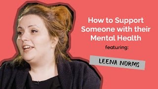 Supporting someone with their Mental Health ft. Leena Norms | Voice Box | Childline