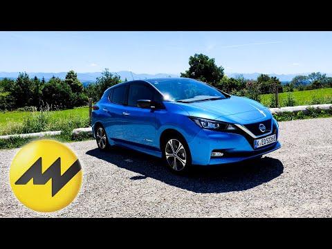 385 Kilometer Reichweite im Nissan Leaf e+ | Der knallharte Langstrecken-Test | Motorvision