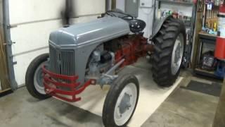 Ford 9N/2N Drivetrain & Hydraulic Restoration Part 1