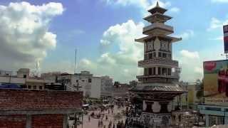 preview picture of video 'Birgunj Ghantaghar Timeline'