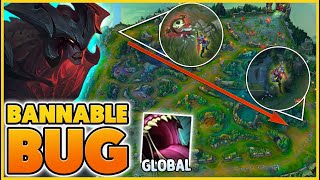 INSTANT GLOBAL TELEPORTS | You Will Be BANNED If You Try This - BunnyFuFuu | League of Legends