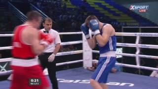 ЧЕ-2017 (91kg) Рамазан Муслимов (UKR) – Даррен О'Нилл (IRL) *2 раунд