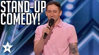 Comedian With Tourettes Syndrome Owns Stage On America