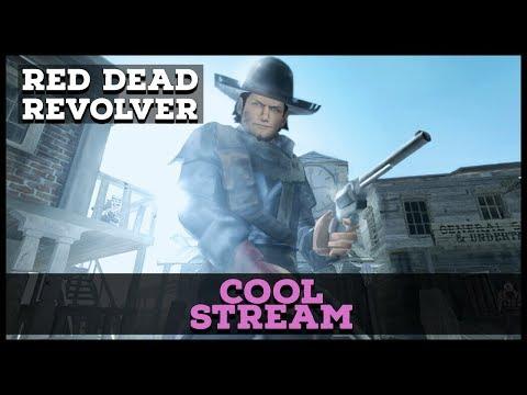 Red Dead Revolver - Cool Stream | HM
