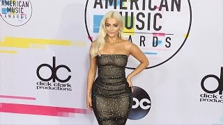 Bebe Rexha 2017 American Music Awards Red Carpet