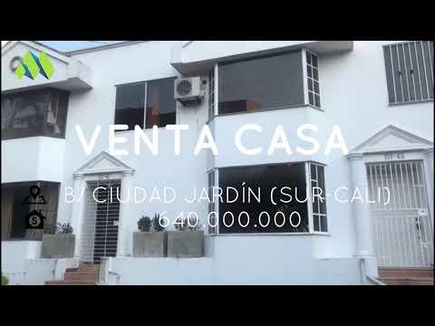 Casas, Venta, Ciudad Jardín - $640.000.000