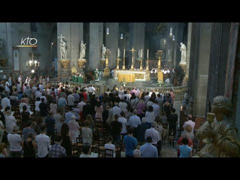 Messe du 30 juin 2019